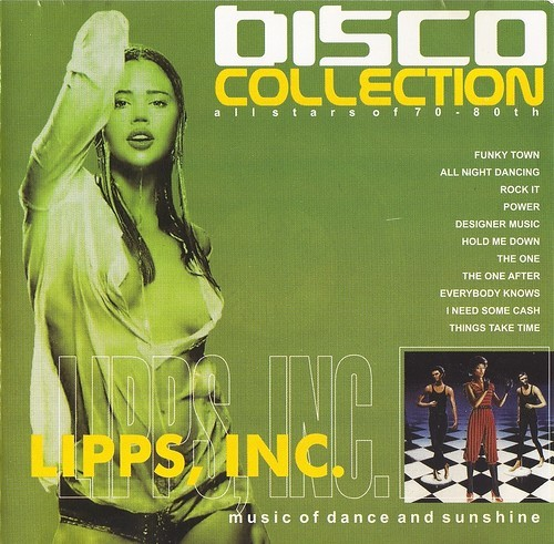 Lipps Inc - Disco Collection (1979 -2001)