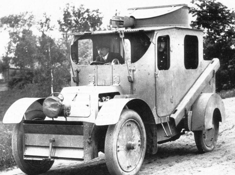 Автомобильный Нострадамус