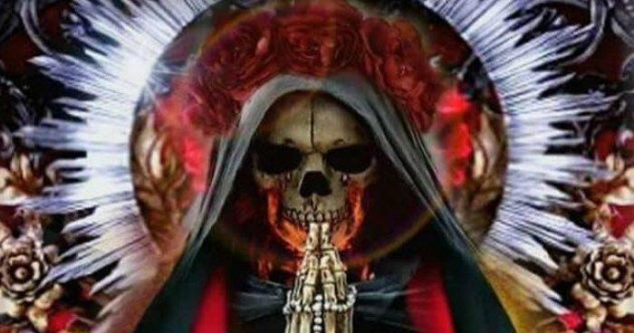Санта Муэрте или Святая Смерть